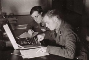 WWII Cryptography